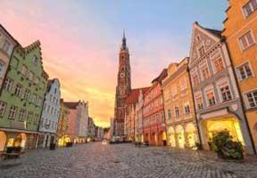 Dónde alojarse en Múnich