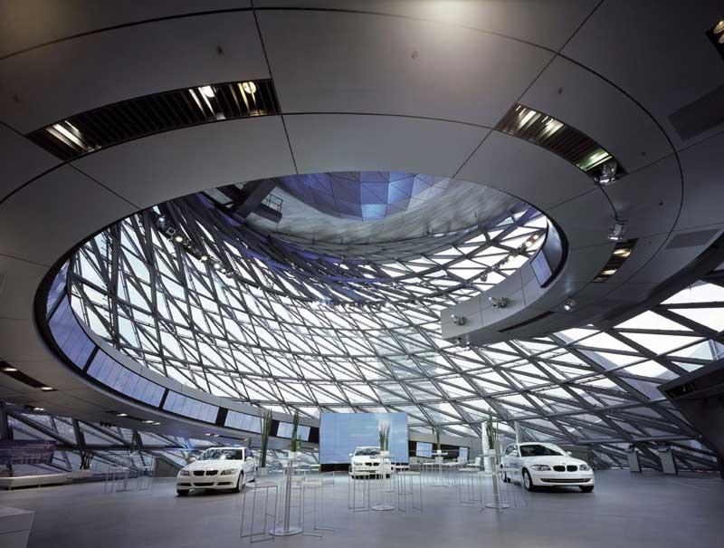 Interior BMW Welt