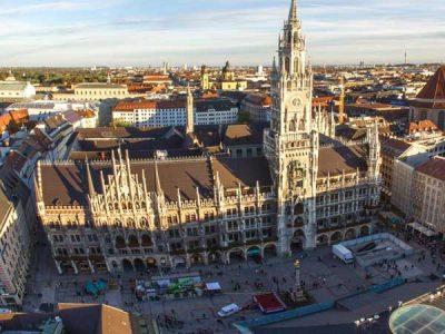 Marienplatz - La plaza más famosa de Múnich