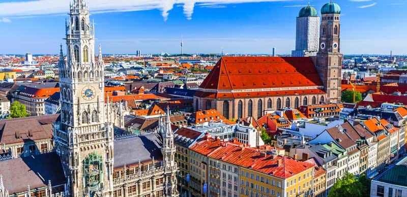 Turismo en Munich, Alemania