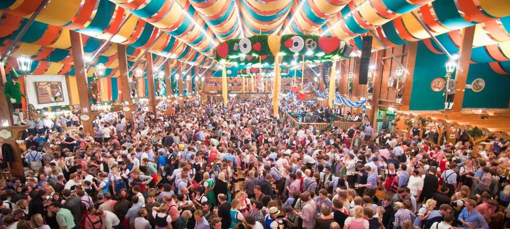 Oktoberfest - La fiesta de la cerveza en Múnich