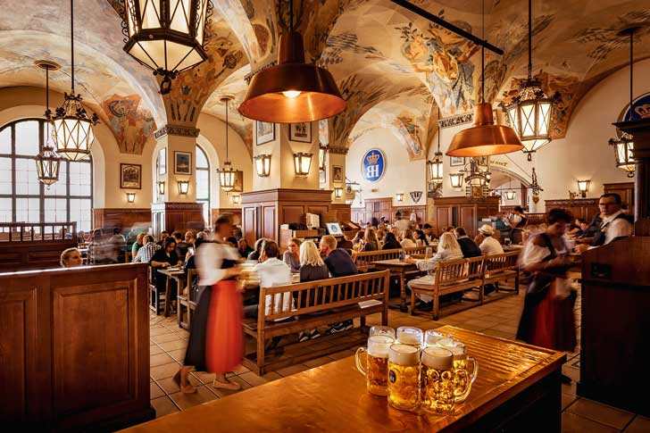 cerveceria Hofbrauhaus